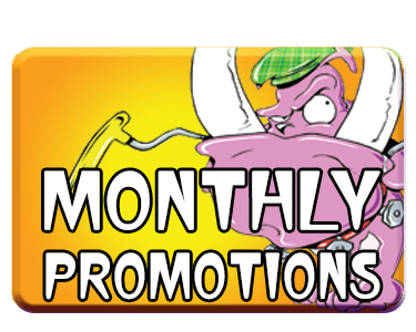Monthly Promotions Web image