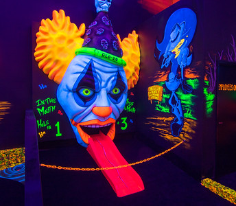 Monster Mini Golf Course Image